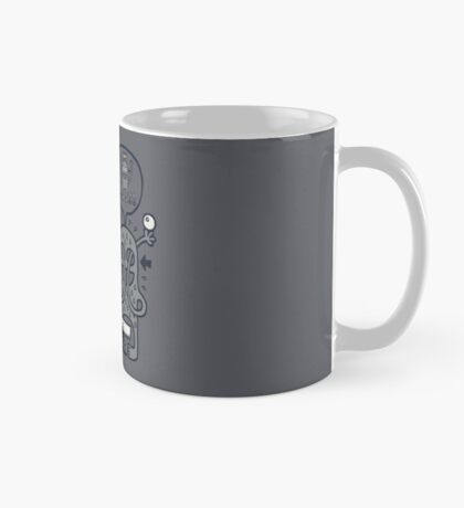 To Attain Higher Perspective Through Detachment Mug