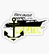 The Implication Sticker