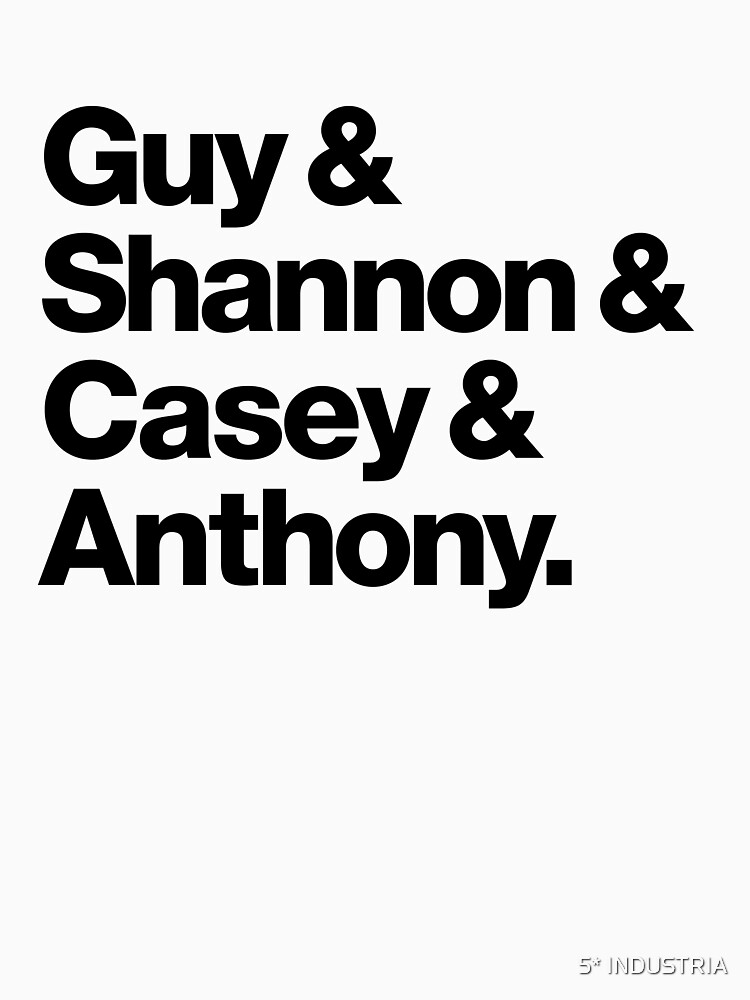 Guy & Shannon & Casey & Anthony. by 5STAR