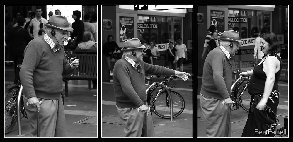 Old Man Fun by Ben Farrell