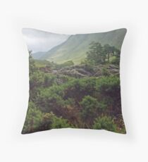 Connemara  Throw Pillow