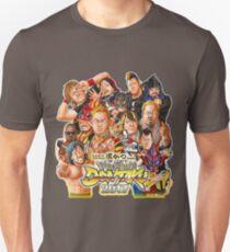 Wrestling Dontaku 2017 Unisex T-Shirt