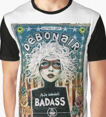 Debonair (Debbie Harry) Blondie Graphic T-Shirt