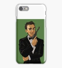 007 James Bond iPhone Case/Skin