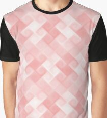 Lovely Pink Patterm PK02 - Girls Graphic T-Shirt