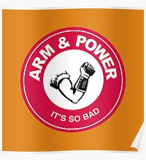 ARM & POWER Poster