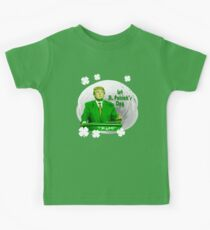 Let St. Patrick's Day with Trump Kids Clothes