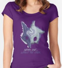 Never One... Without the Other Women's Fitted Scoop T-Shirt