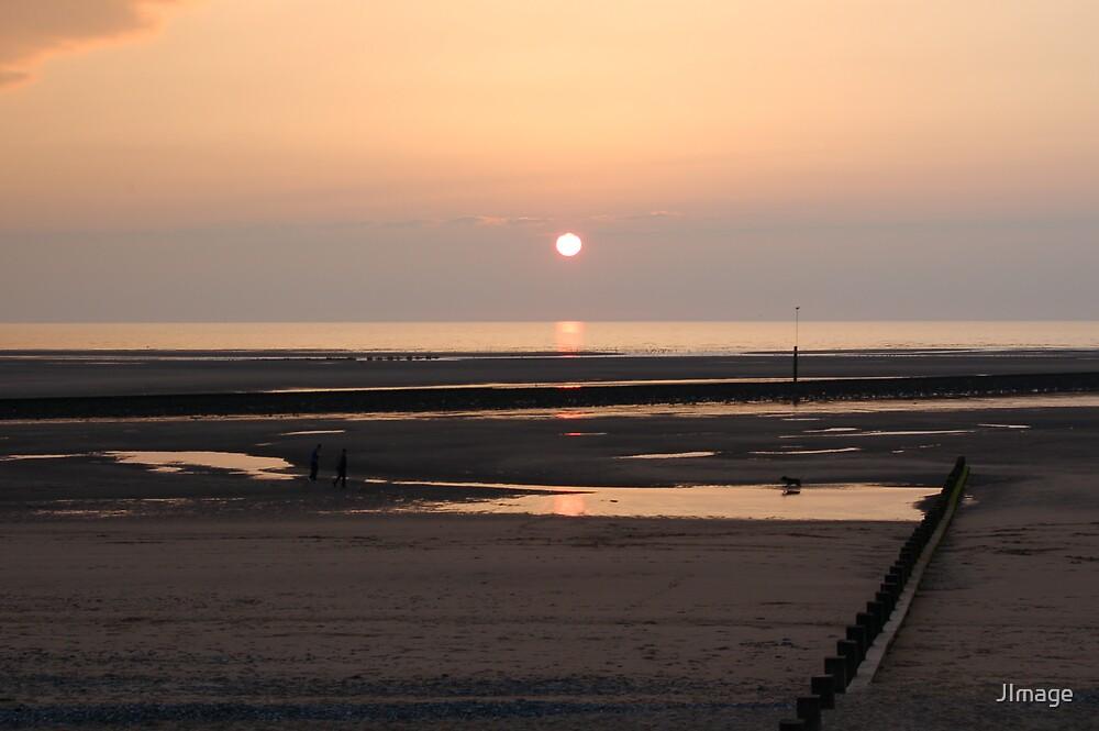 Beach Sunset by JImage