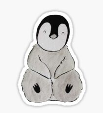 Gaspard the penguin Sticker