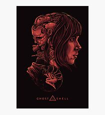 Ghost in the Shell Poster Photographic Print