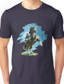 Breath of the Wild: Link and Epona Unisex T-Shirt