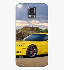 2008 Corvette Z06 Coupe Case/Skin for Samsung Galaxy