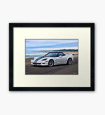 2014 Corvette Convertible Framed Print