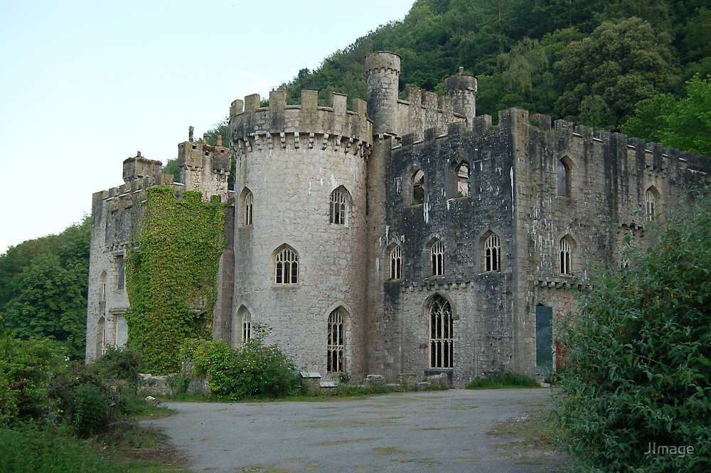Gwrych Castle by JImage