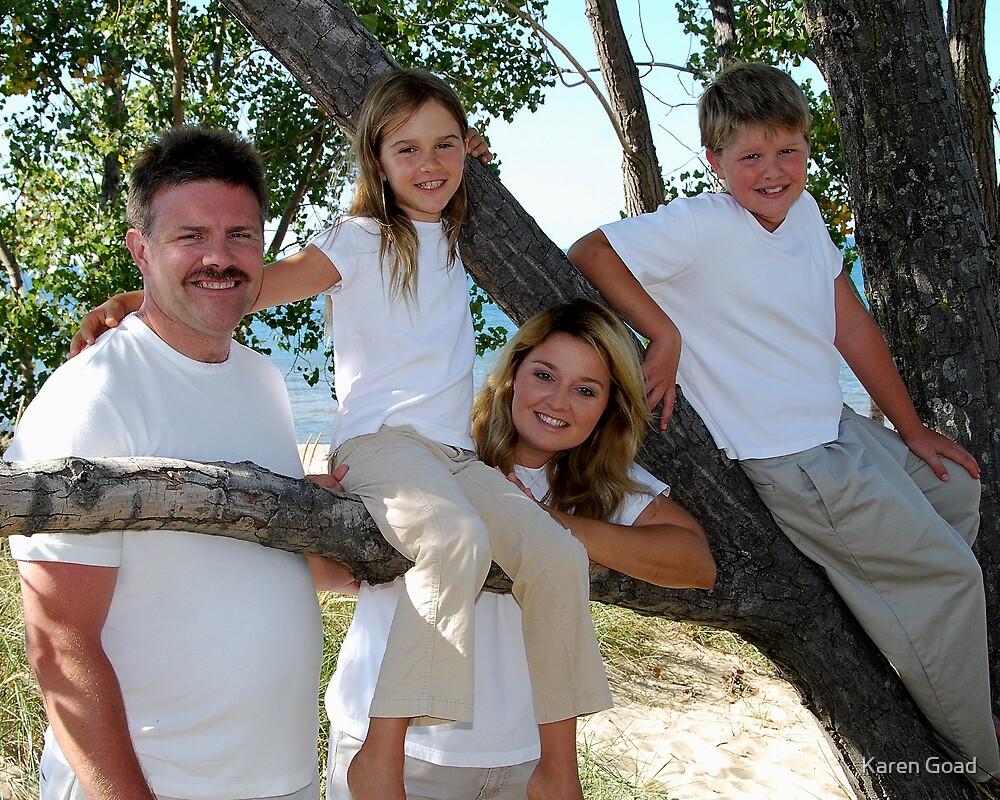 Family Tree by Karen Goad