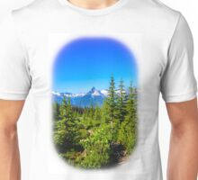 Rocky mountain  Meadows Unisex T-Shirt