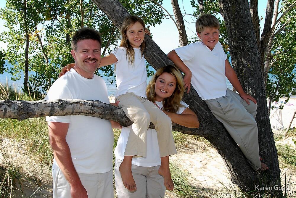 Family Tree ll by Karen Goad