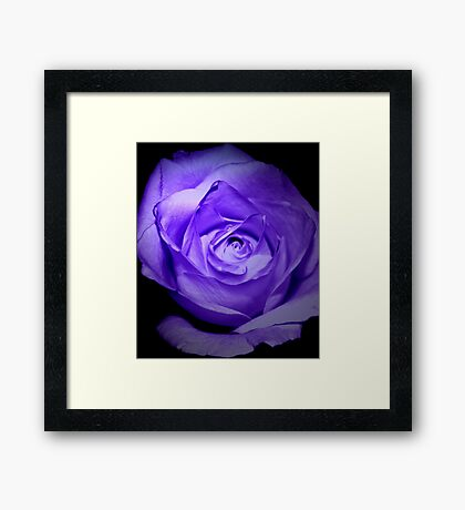 a different type of love Framed Print