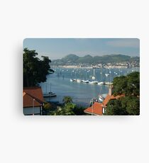 View to Deganwy Canvas Print