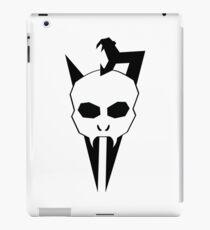 Voldemort & Valour (white) iPad Case/Skin