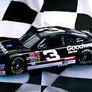 Tribute to my favorite driver..R. I. P. Dale...#3 forever by jammingene