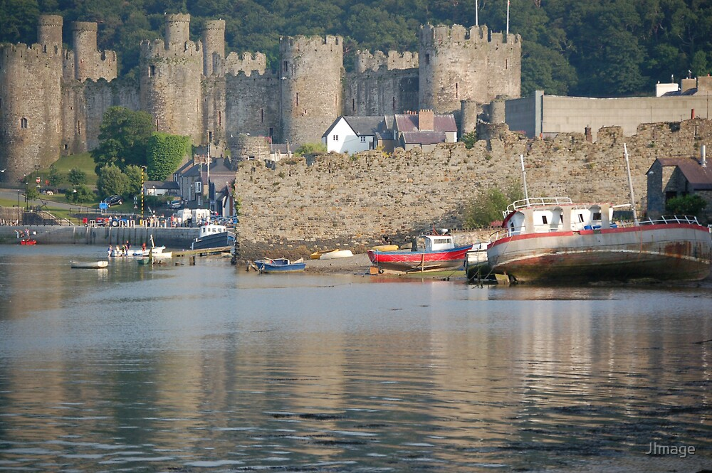 Conwy by JImage