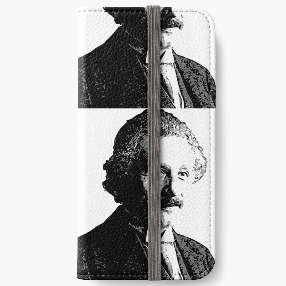 Relatividad de Einstein Fundas tarjetero para iPhone