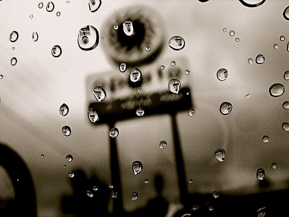 Fast Food Rain by diongillard
