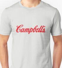 Soup Campbells Warhol Unisex T-Shirt