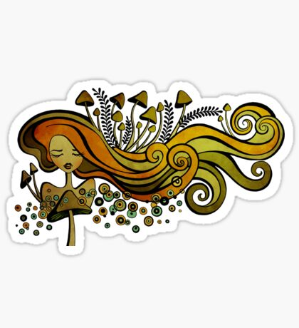 Enchanted Sticker