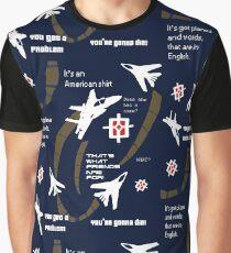 Russian Terminator Sweat Shirt Graphic T-Shirt