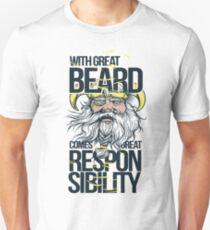 Great Beard  Unisex T-Shirt