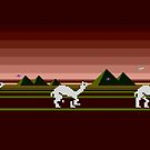 Attack of the Mutant Camels by ChoccyHobNob