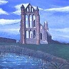 Old Ruins II by NatMason