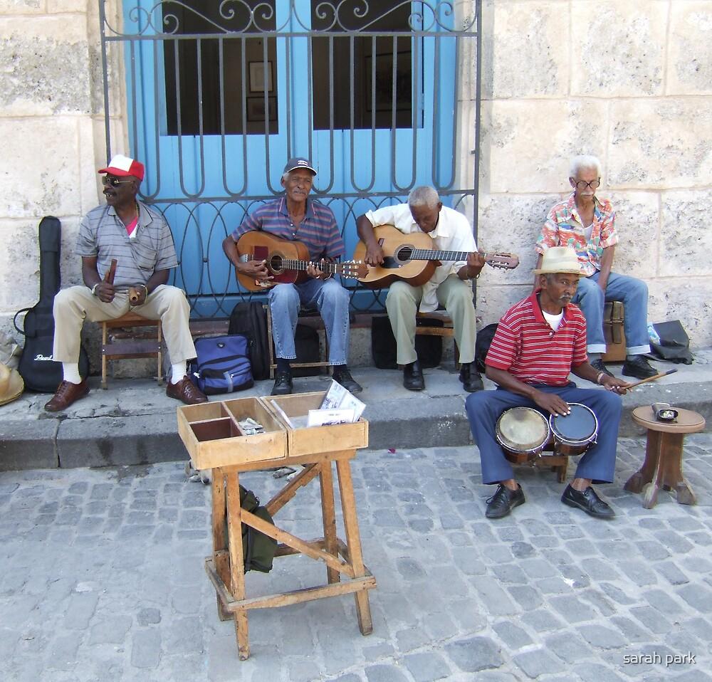 salsa band by sarah park