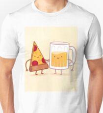 pizza & beer  Unisex T-Shirt