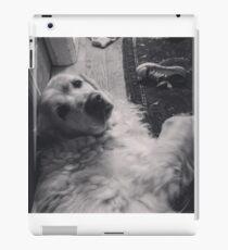Casper the friendly dog iPad Case/Skin
