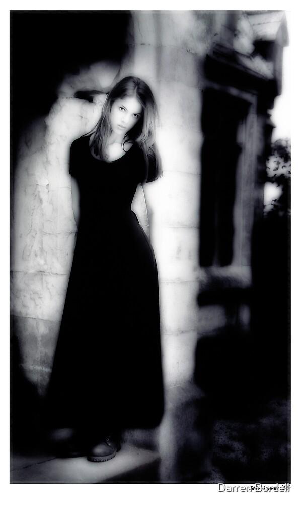 Jess by Darren Burdell