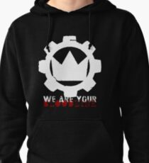 Bloodline - Crown The Empire Pullover Hoodie