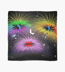 Facetious Fireworks Scarf