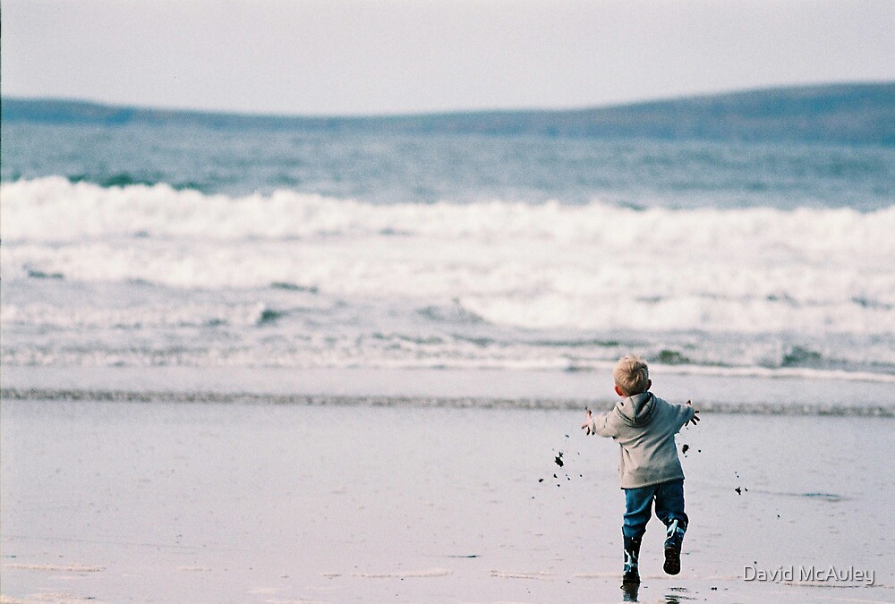 Sandboy by David McAuley