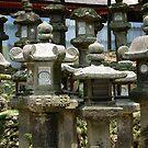 Stone Lanterns by Faustus