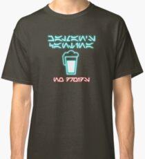 Chalman's Cantina - No Droids Classic T-Shirt