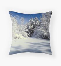 UNTOUCHED - 2 ^ Throw Pillow