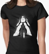 Remote Controlled Womens Fitted T-Shirt