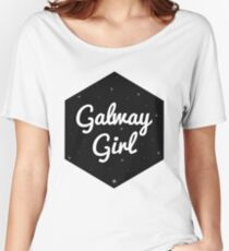 Galway Girl  Women's Relaxed Fit T-Shirt