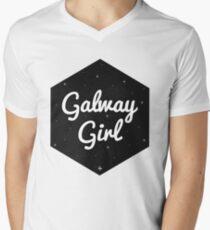 Galway Girl  Men's V-Neck T-Shirt