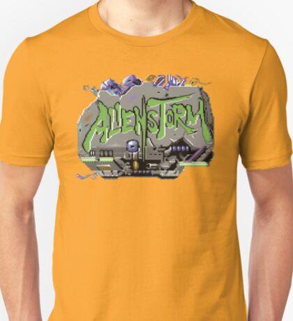 Gaming [C64] - Alienstorm T-Shirt
