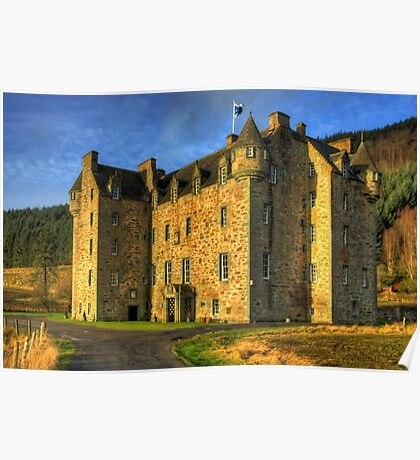 Menzies Castle Poster